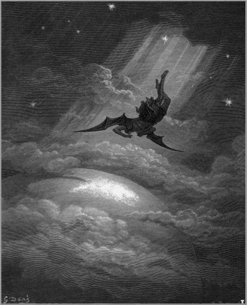 chute de Lucifer